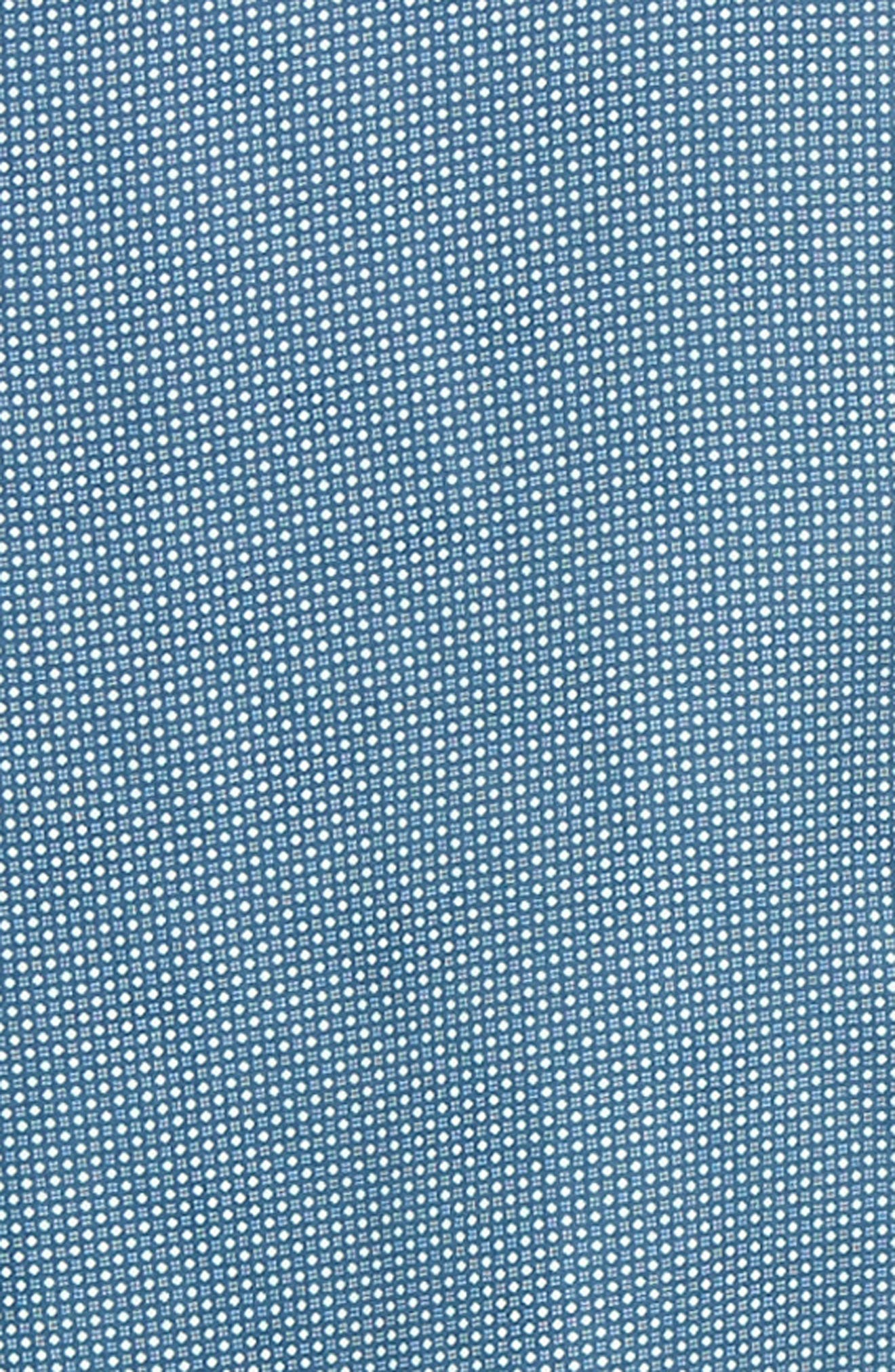 ,                             Subik Slim Fit Geo Print Sport Shirt,                             Alternate thumbnail 17, color,                             421