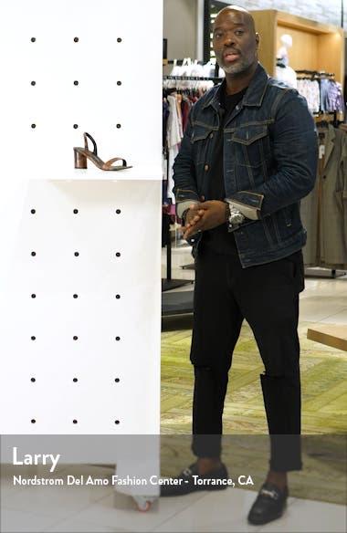 Yumi Slingback Sandal, sales video thumbnail
