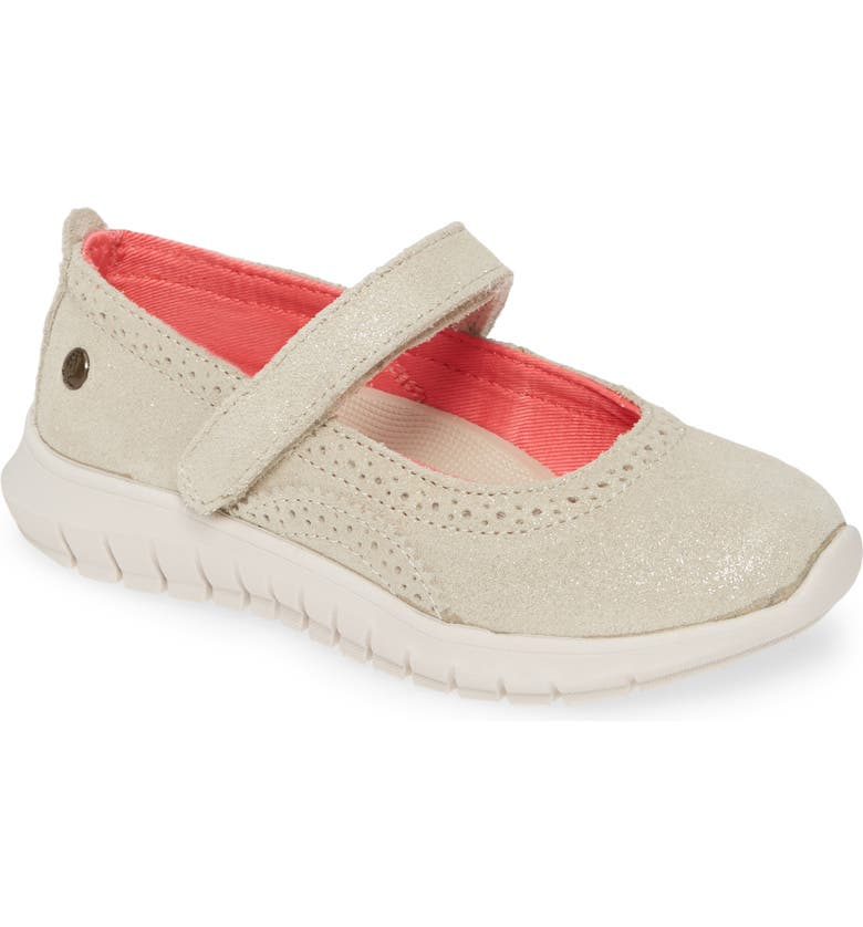 HUSH PUPPIES<SUP>®</SUP> Flote Tricia Mary Jane, Main, color, CHAMPAGNE