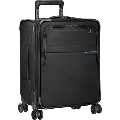 Briggs & Riley Baseline Wide Body Expandable 21-Inch Rolling Packing Case -