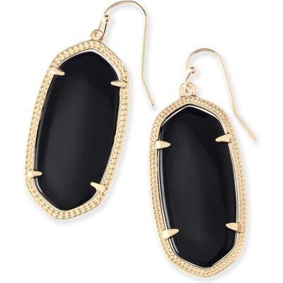 Kendra Scott Elle Filigree Drop Earrings