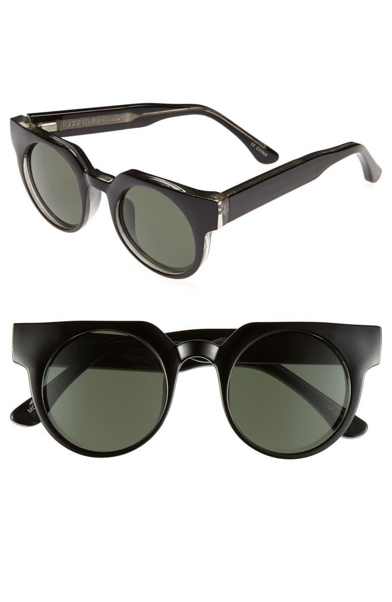 Spitfire Sunglasses British Summer - Clear/Black