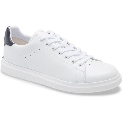 Tory Burch Howell Lace-Up Sneaker, White