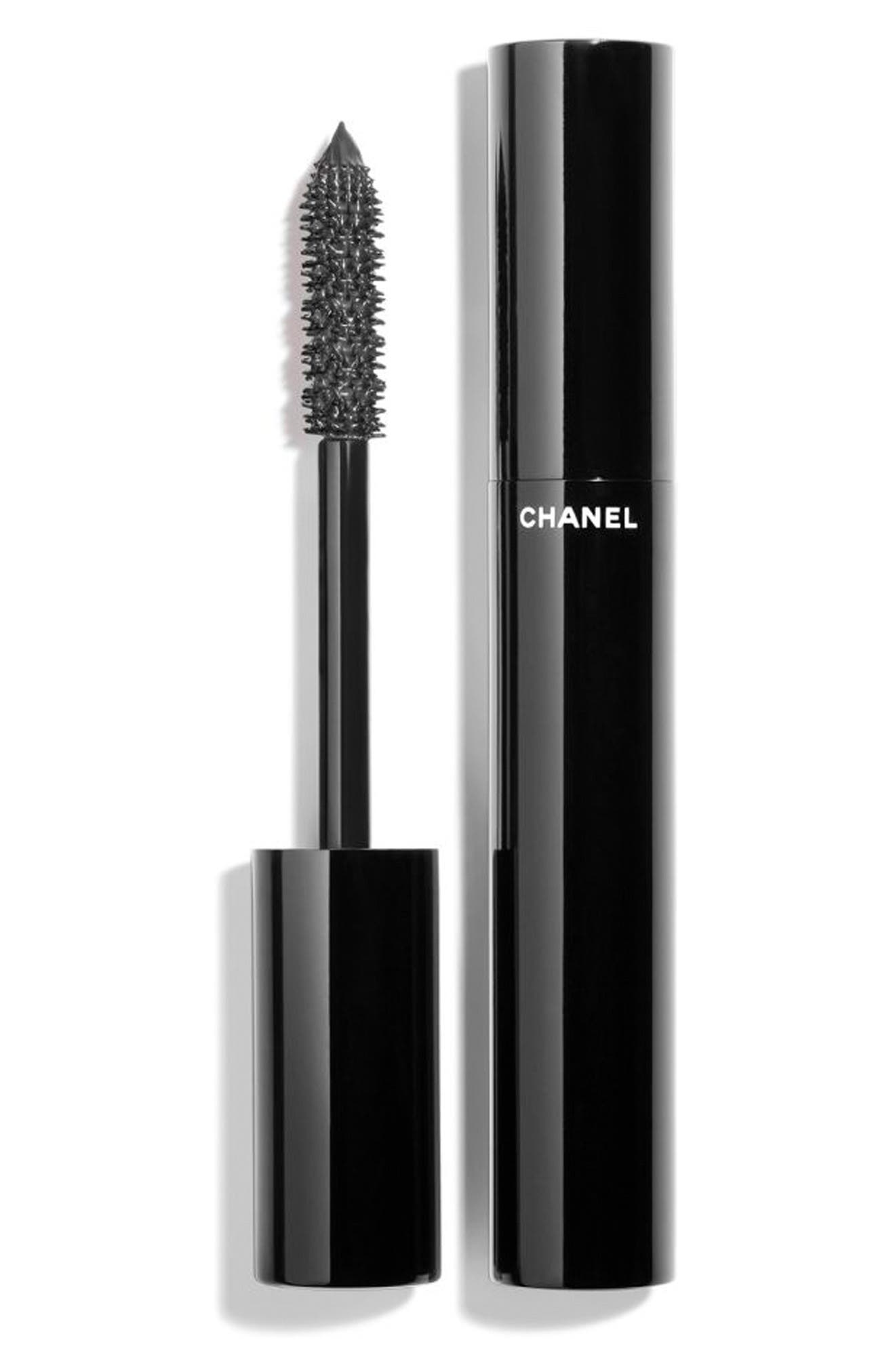 ,                             LE VOLUME DE CHANEL Mascara,                             Main thumbnail 1, color,                             10 NOIR
