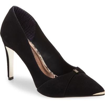 Ted Baker London Axealil Pump - Black