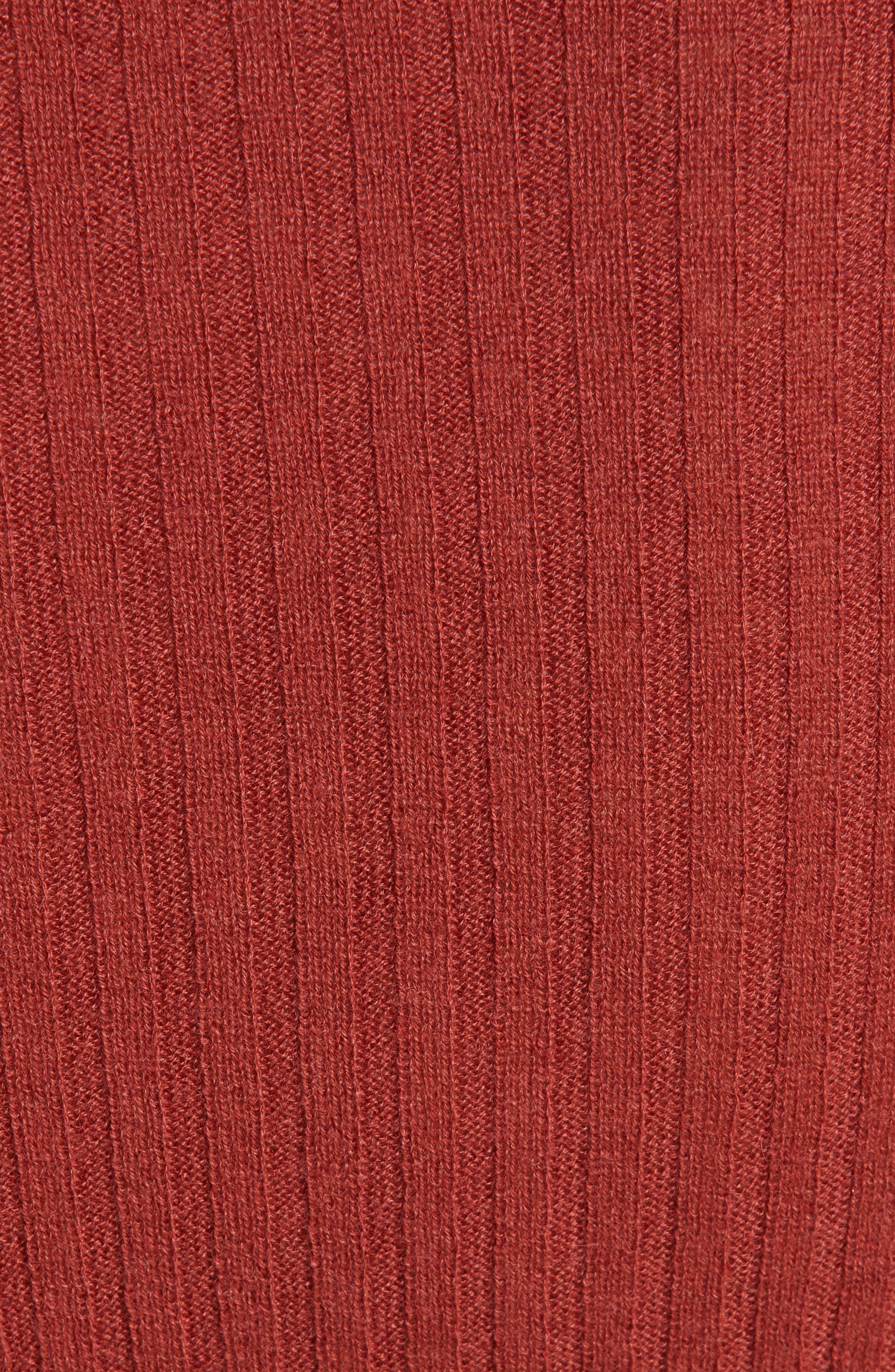 ,                             Mixed Rib Stitch Sweater,                             Alternate thumbnail 18, color,                             636