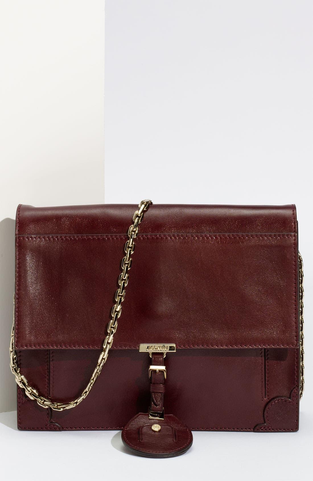 ,                             Jason Wu 'Jourdan' Calfskin Leather Shoulder Bag,                             Main thumbnail 5, color,                             930