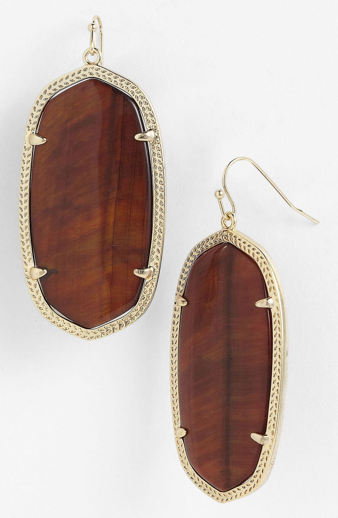 ,                             'Danielle' Oval Statement Earrings,                             Main thumbnail 17, color,                             201