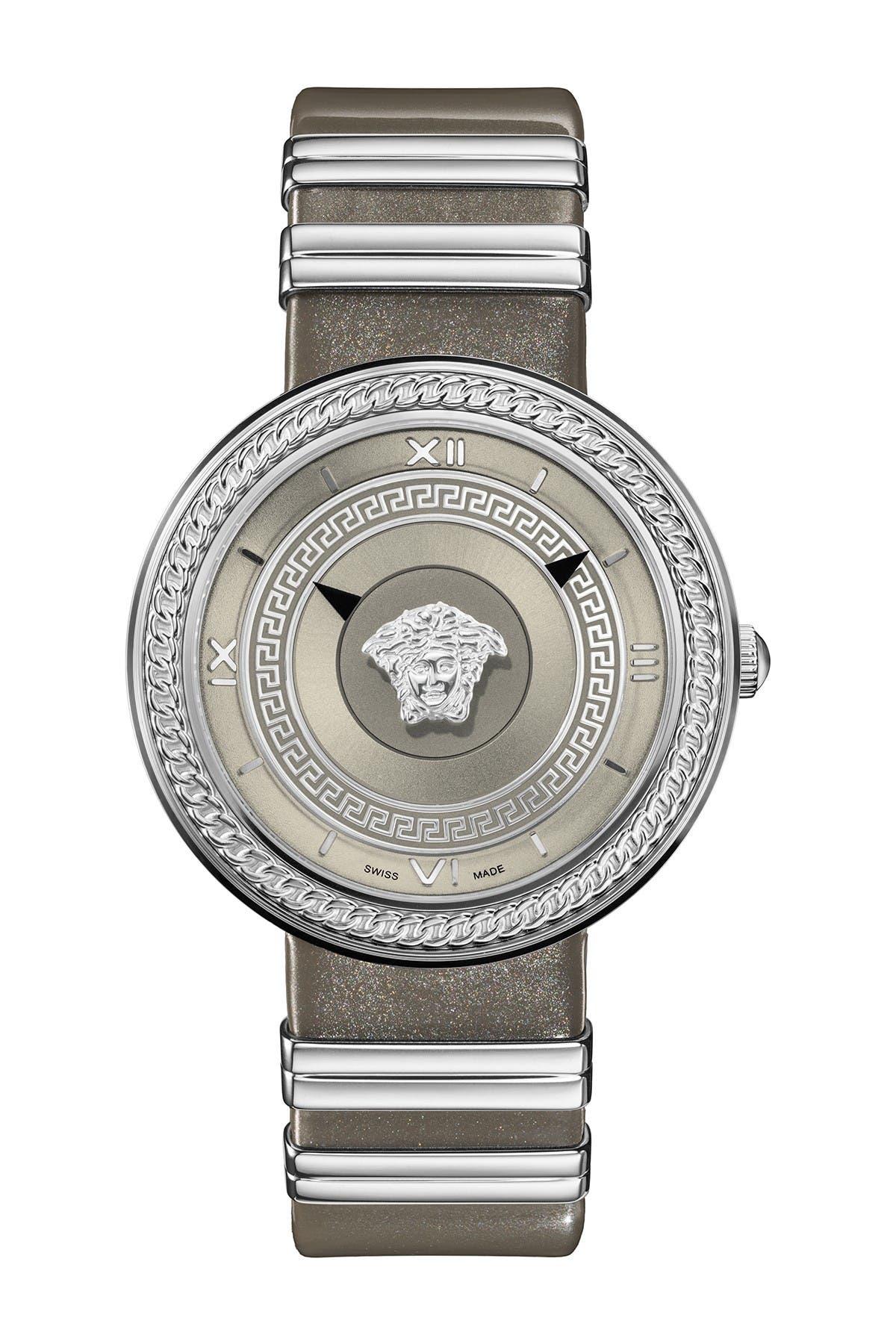 Image of Versace Women's Icon Swiss Quartz Watch, 40mm
