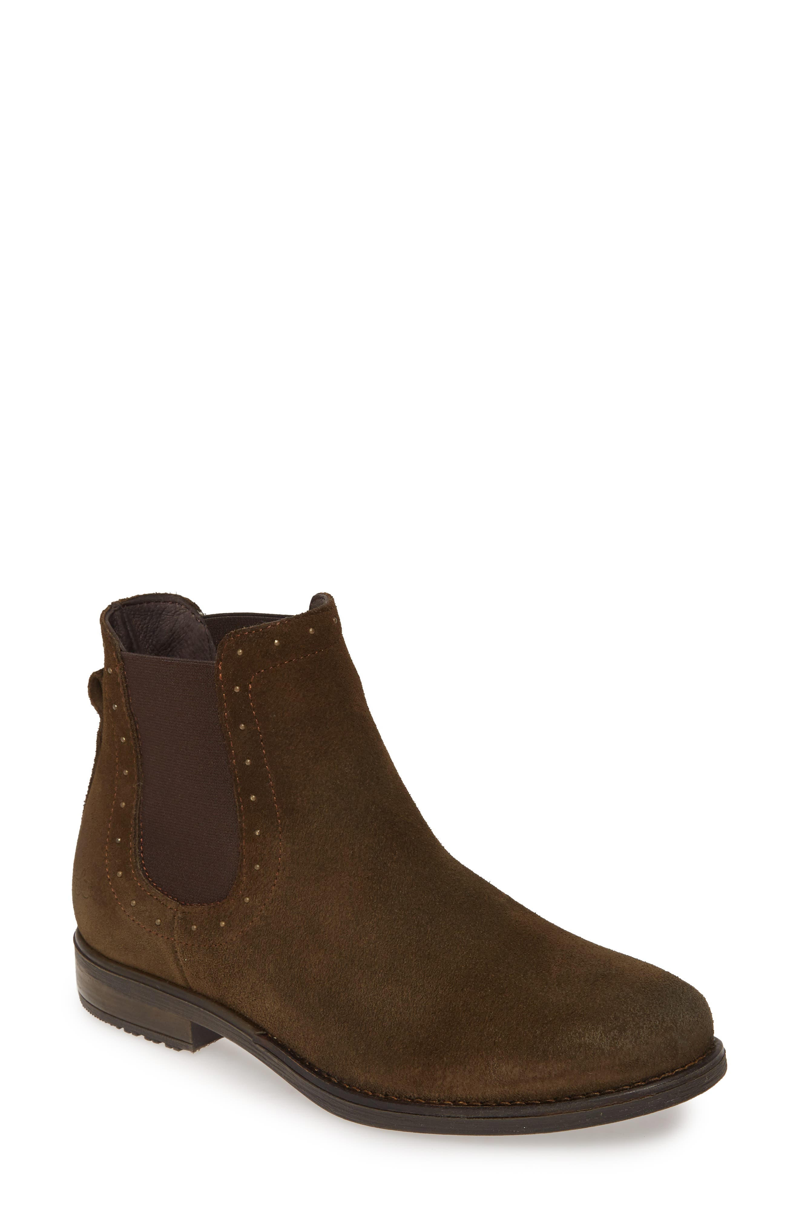 Bos. & Co. Risk Chelsea Boot - Green