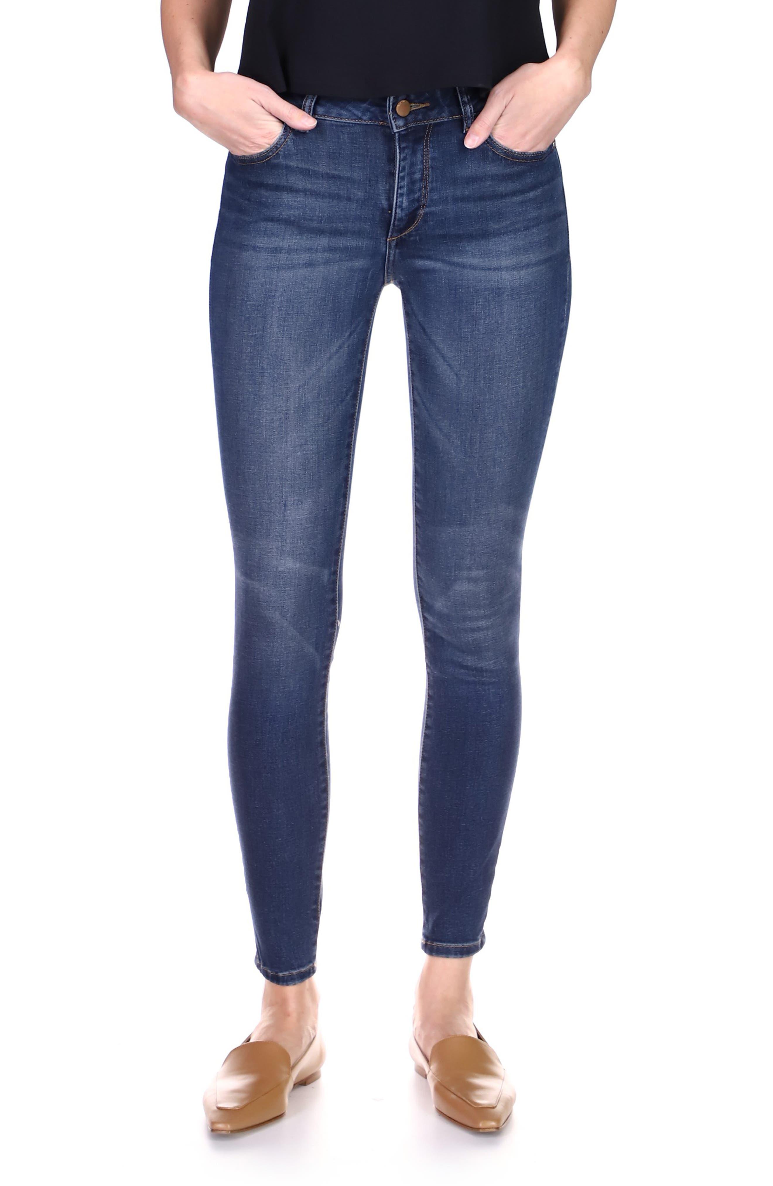 1961 Instasculpt Emma Ankle Skinny Jeans
