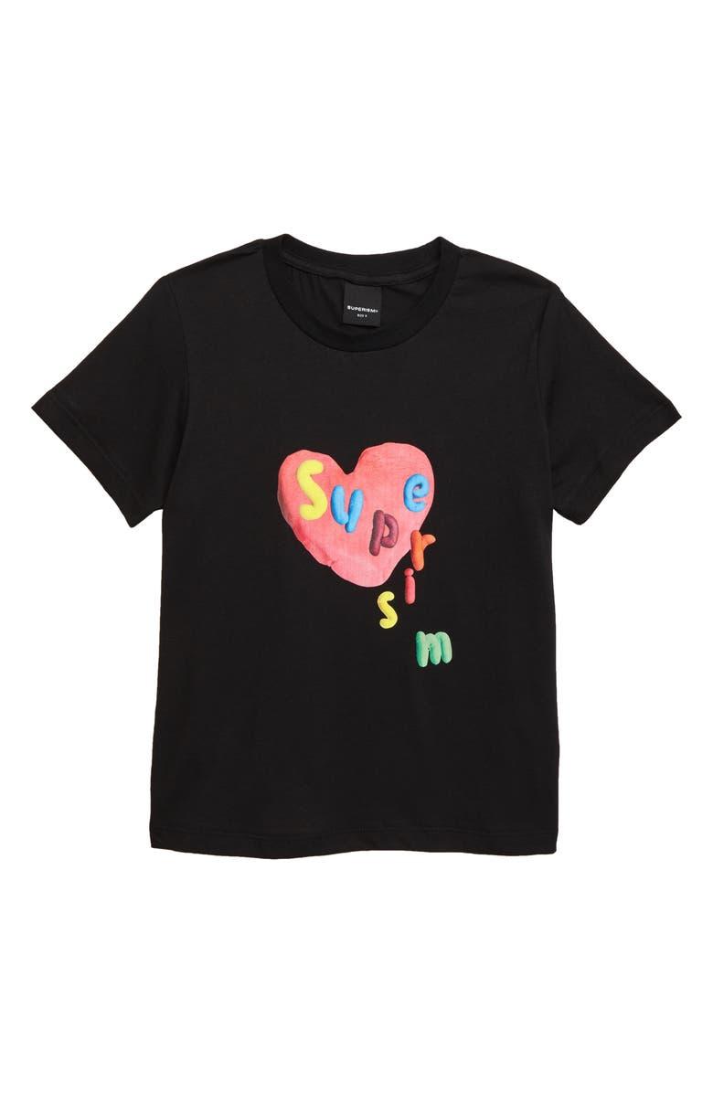 SUPERISM Have a Heart T-Shirt, Main, color, 001