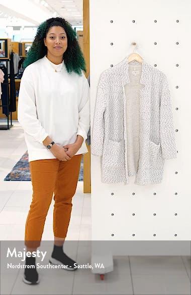 Tweed Sweater Coat, sales video thumbnail