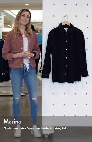 Denim Shirt Jacket, sales video thumbnail