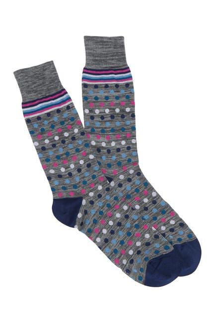 Image of Bugatchi Mercerized Mid Calf Socks