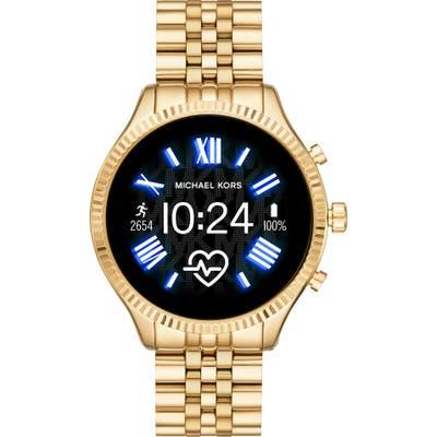 Michael Michael Kors Lexington 2 Bracelet Smart Watch, 4m