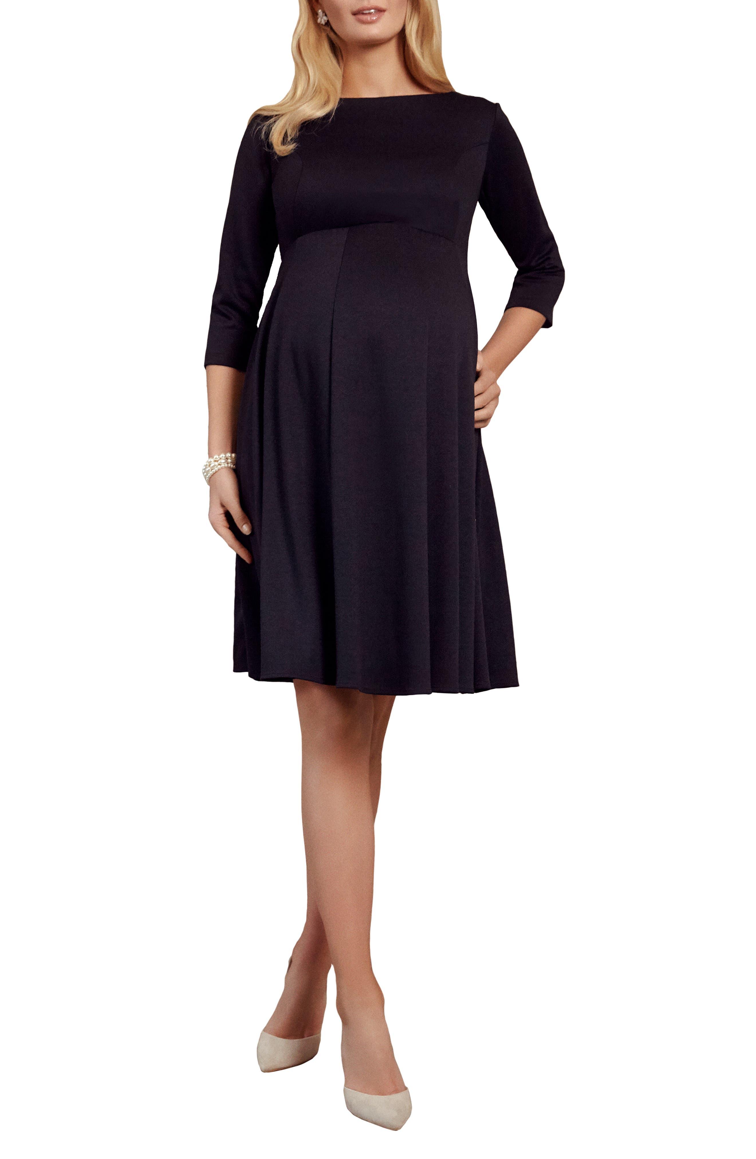 Tiffany Rose Sienna Maternity Dress, Black