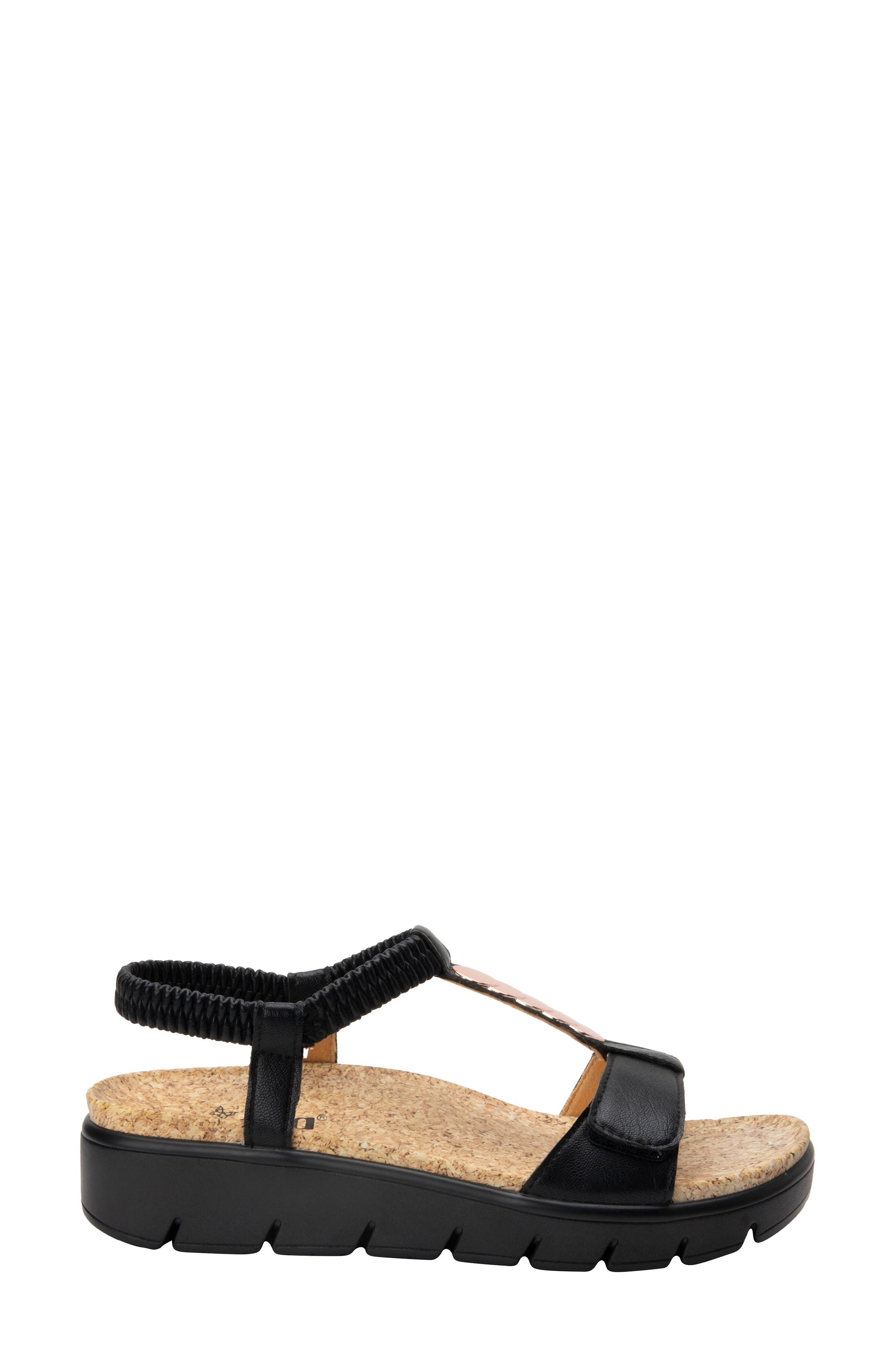 Women's Alegria Harlie T-Strap Sandal