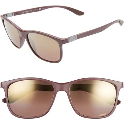 Ray-Ban 5m Chromance Polarized Sunglasses -
