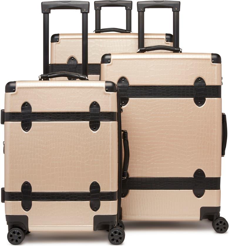 CALPAK Pullman 3 Piece Spinner Luggage Set