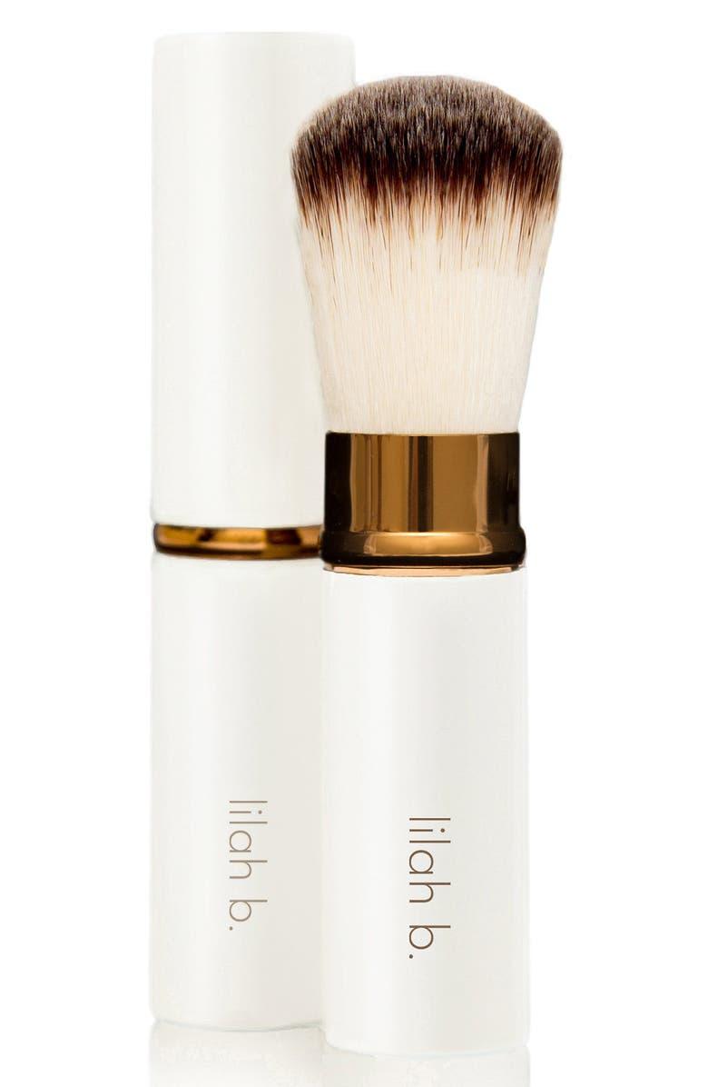 LILAH B. Retractable Bronzer Brush, Main, color, 000