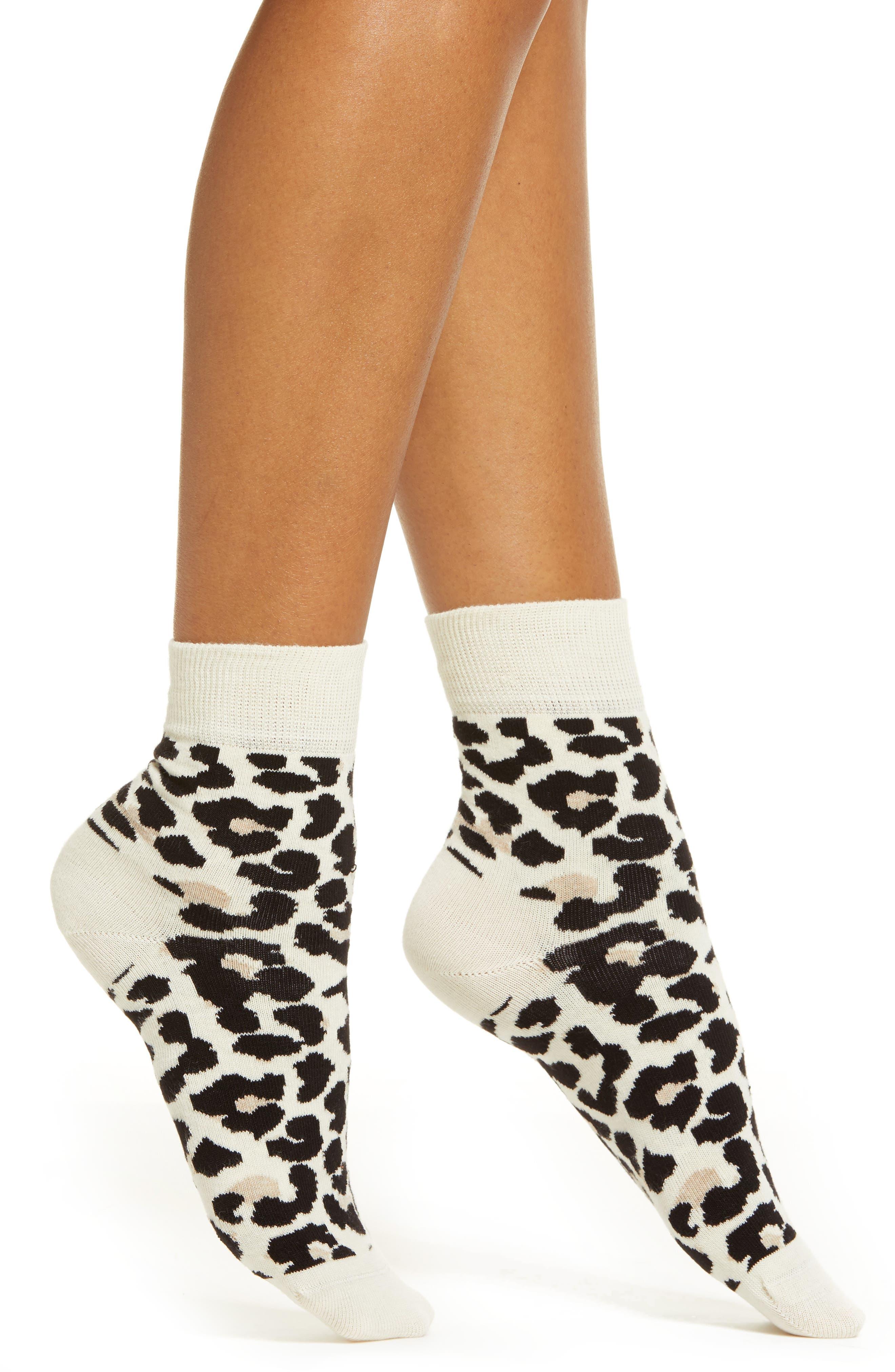 Leopard Spot Socks