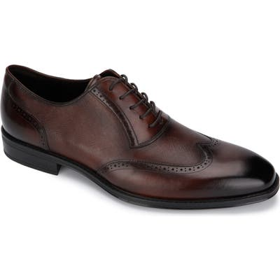 Kenneth Cole New York Micah Wingtip- Brown