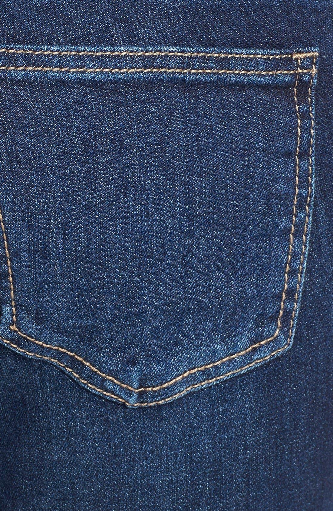 ,                             'Joey' Boyfriend Jeans,                             Alternate thumbnail 5, color,                             401