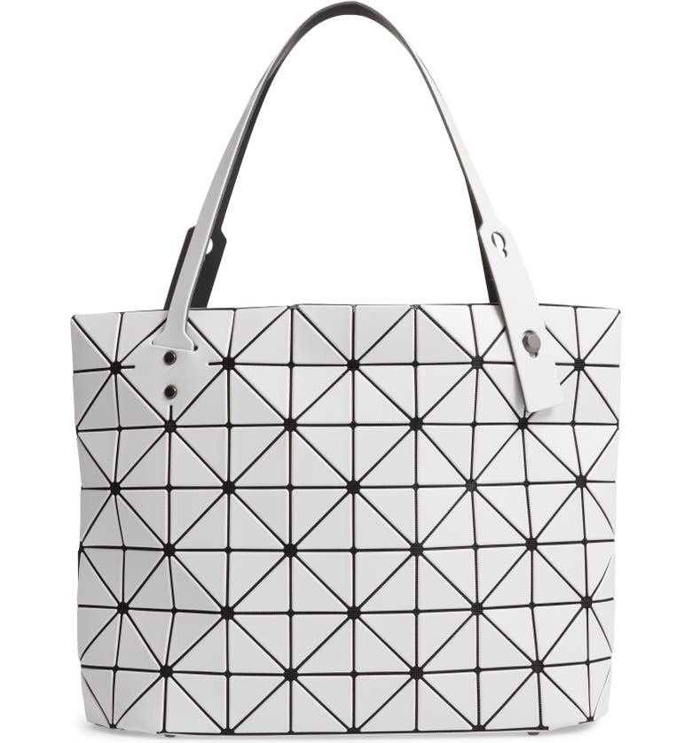 BAO BAO ISSEY MIYAKE Rock Matte Shoulder Bag, Main, color, 020