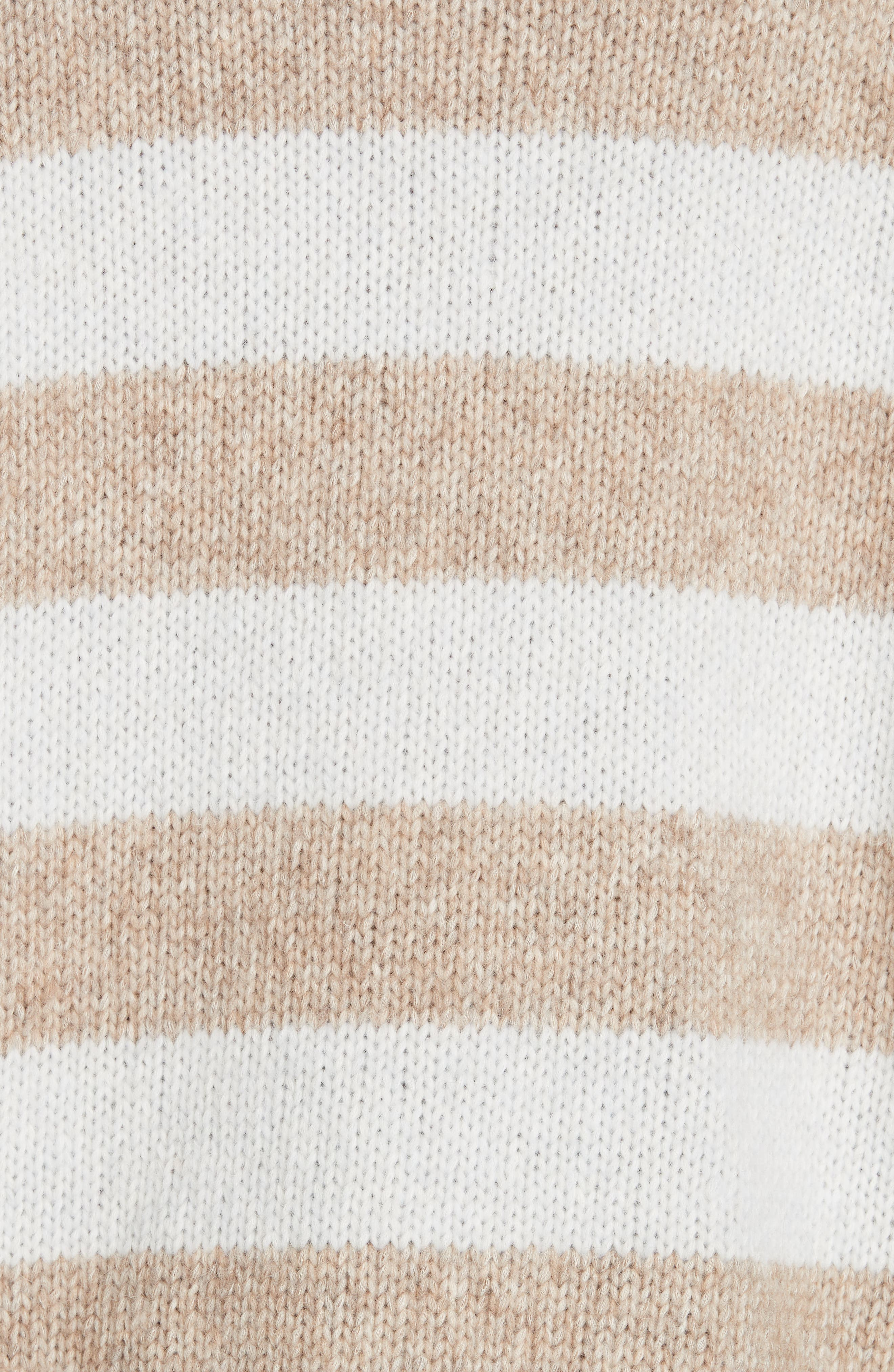 ,                             Soft Bold Marin Sweater,                             Alternate thumbnail 5, color,                             CREAM/ BEIGE