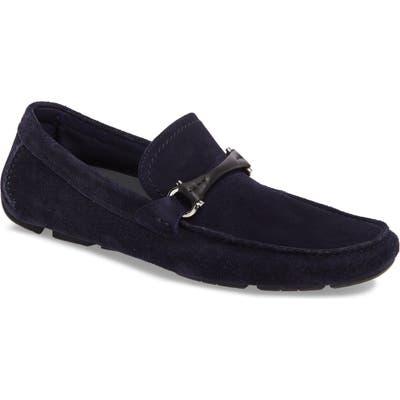 Salvatore Ferragamo Granprix Driving Shoe, M/W - Blue