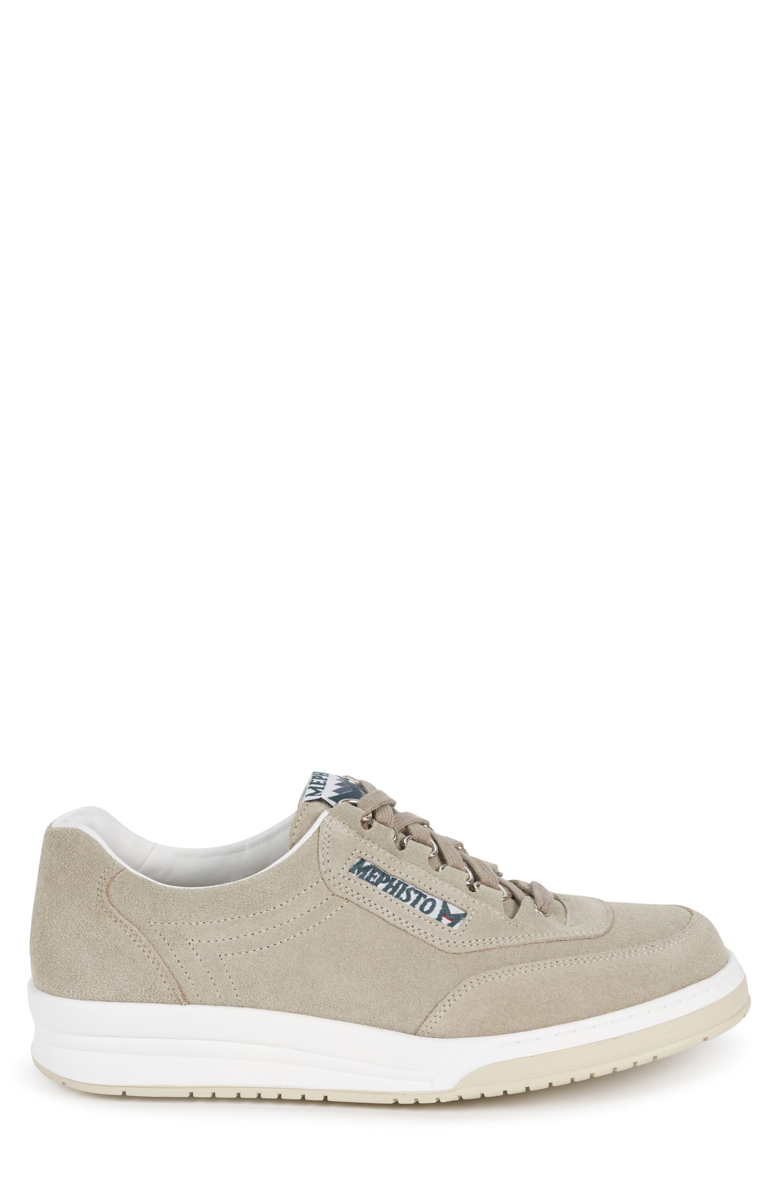 ,                             'Match' Walking Shoe,                             Alternate thumbnail 3, color,                             CAMEL
