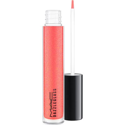 MAC Dazzleglass Lipcolour - Tangerine Tropica