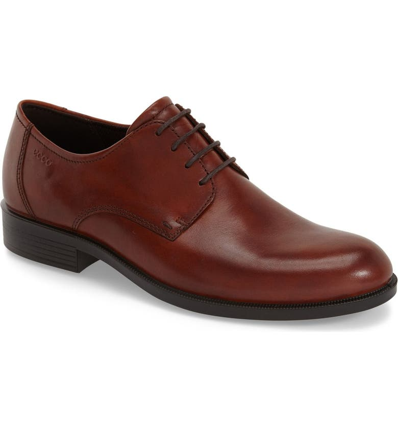 quality design best selection of 2019 free shipping 'Harold' Plain Toe Derby
