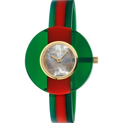 Gucci Vintage Web Bangle Watch, 35Mm