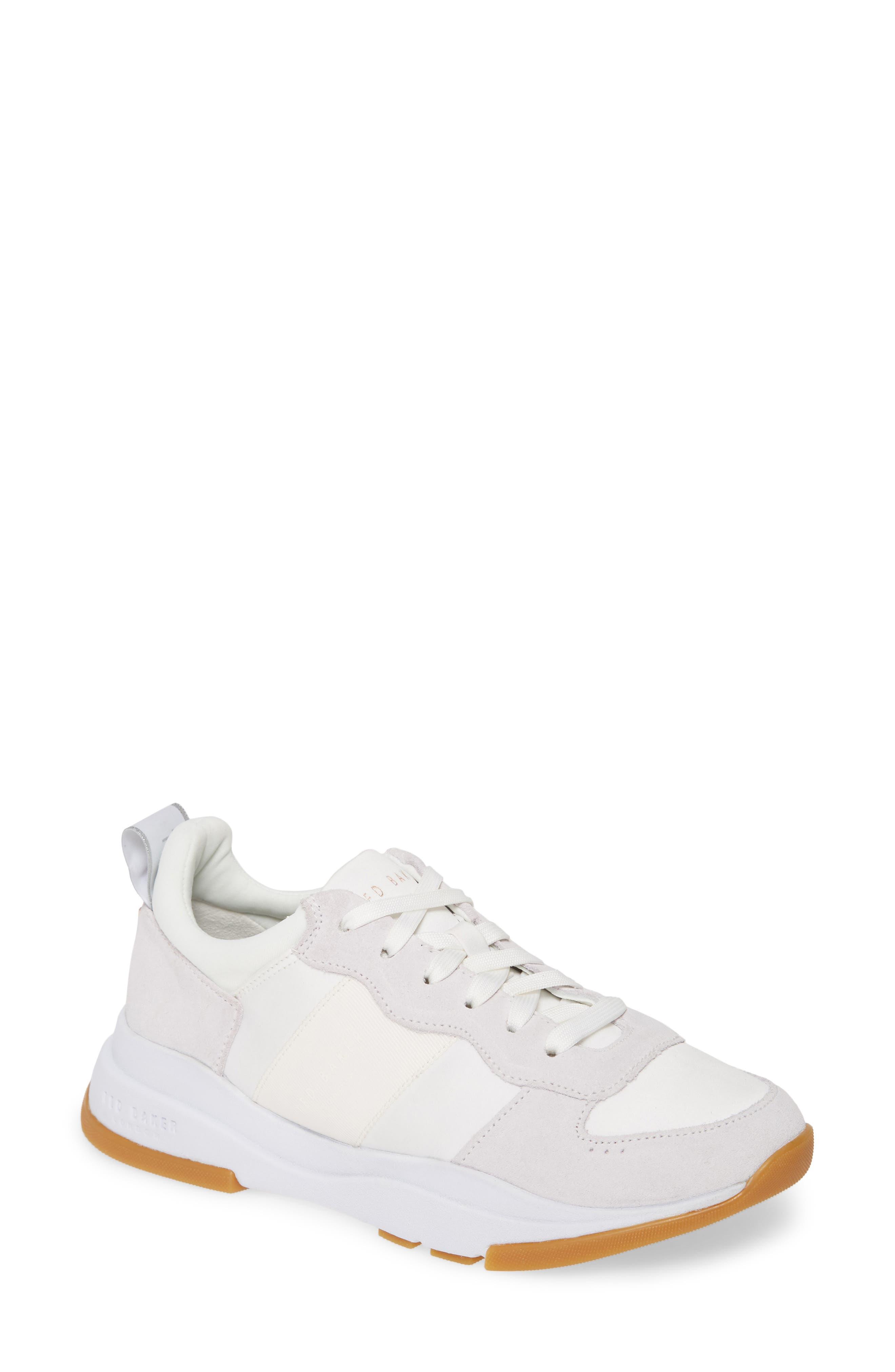 Ted Baker London Waverdi Sneaker, White