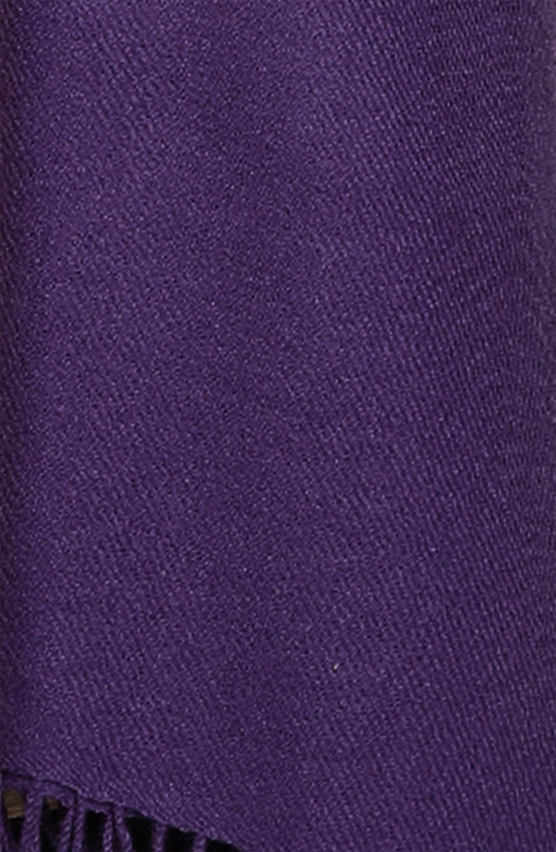 ,                             Tissue Weight Wool & Cashmere Wrap,                             Alternate thumbnail 146, color,                             544