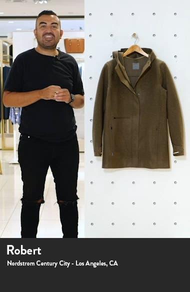 Ainsworth Hooded Merino Wool Jacket, sales video thumbnail