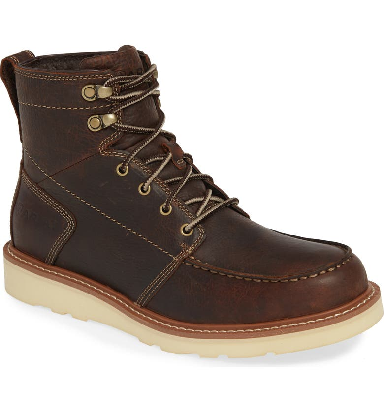 ARIAT Recon Moc Toe Boot, Main, color, 200