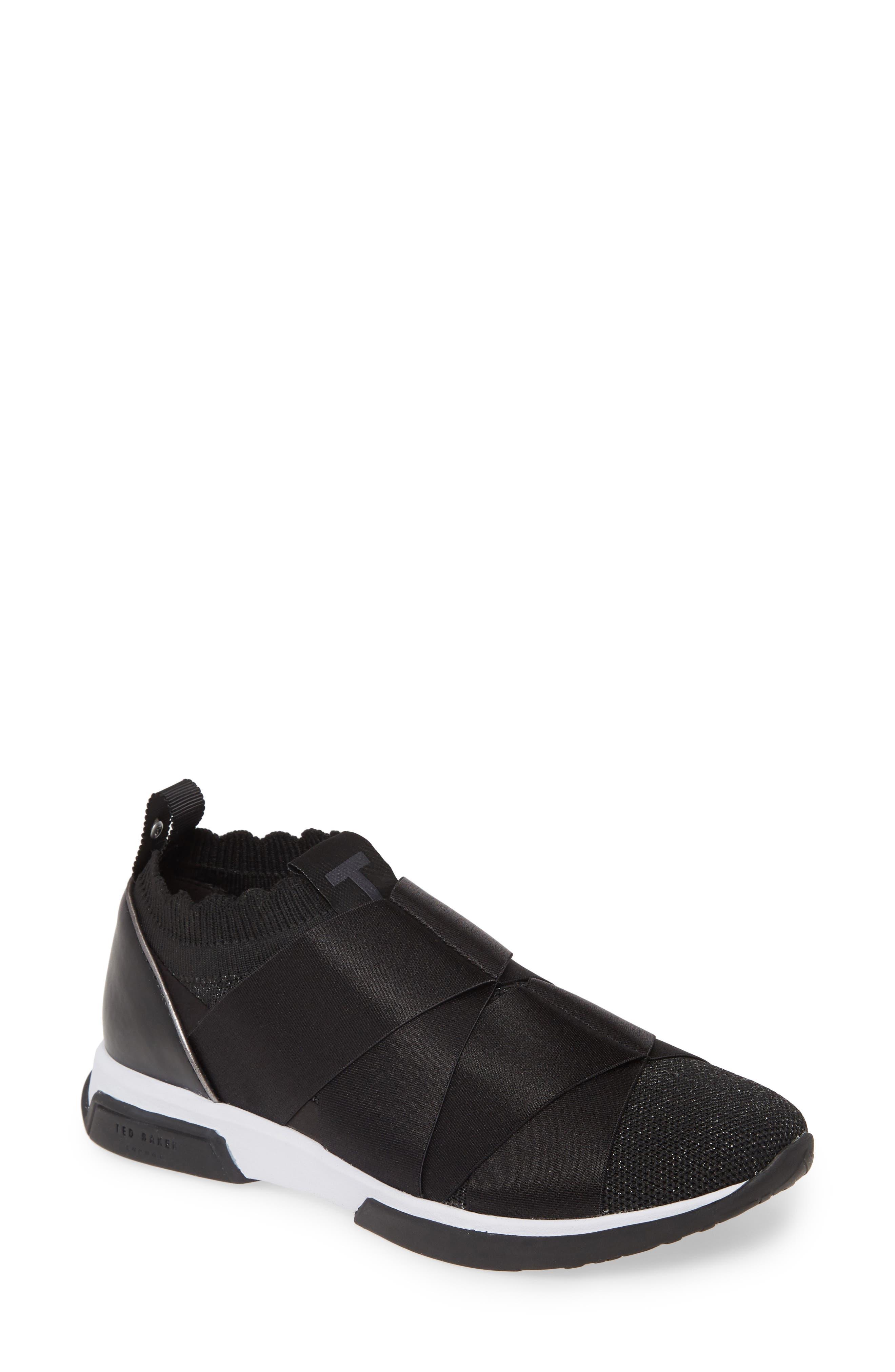 Ted Baker London Queana Sneaker- Black