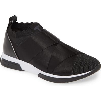 Ted Baker London Queana Sneaker- Black