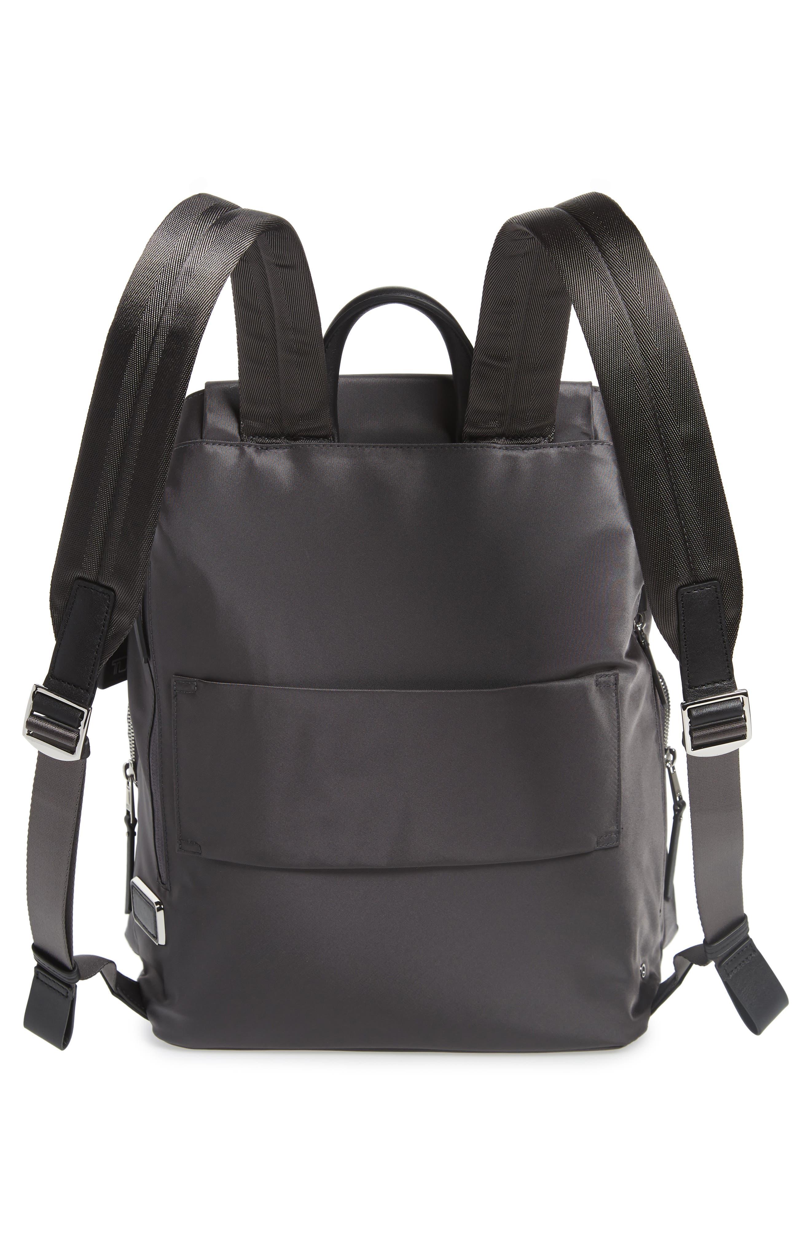 ,                             Rivas Nylon Backpack,                             Alternate thumbnail 9, color,                             020