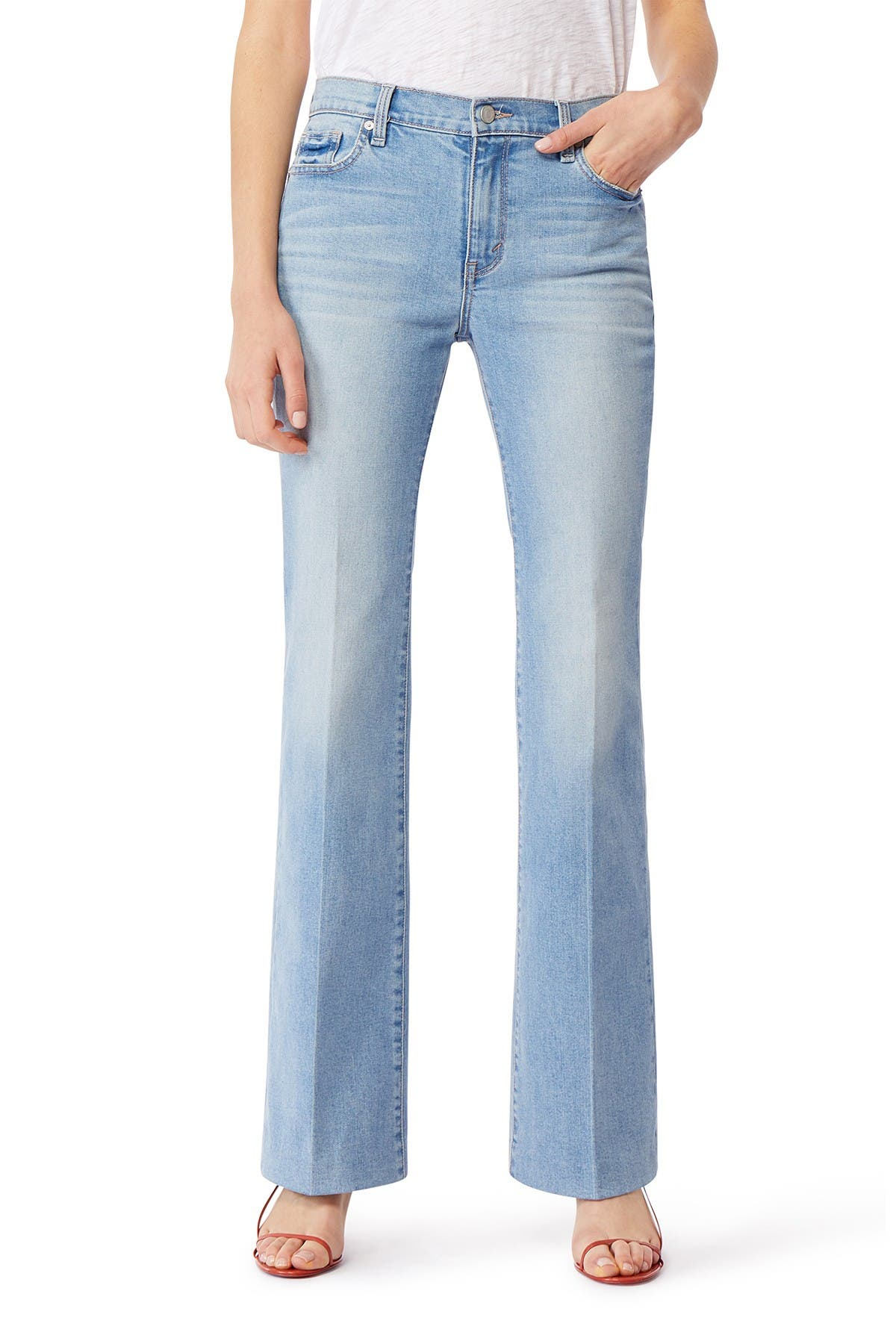 Image of Habitual Tess High Rise Flare Jeans