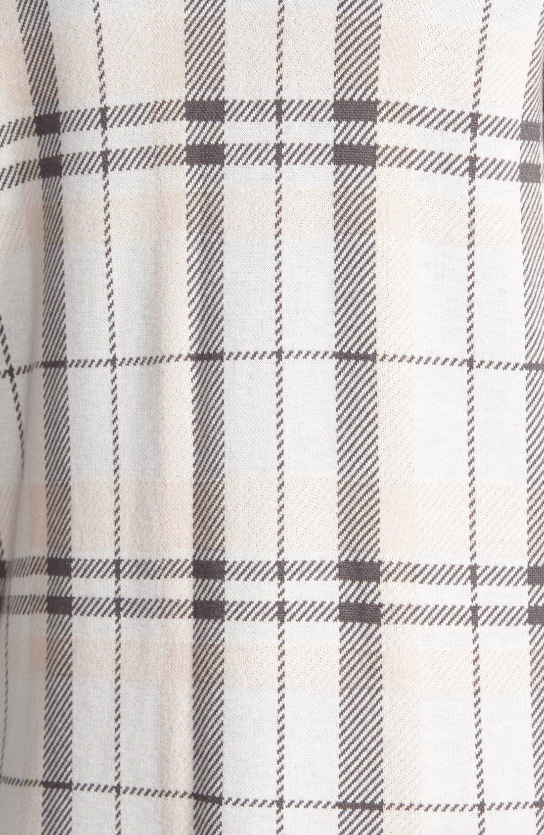 ,                             Long Bouclé Open Cardigan,                             Alternate thumbnail 34, color,                             900