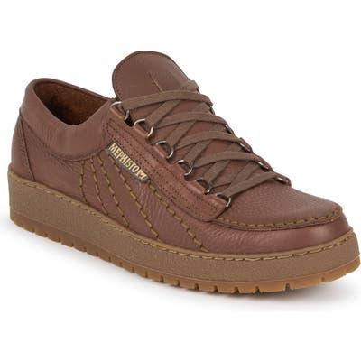 Mephisto Rainbow Sneaker- Brown