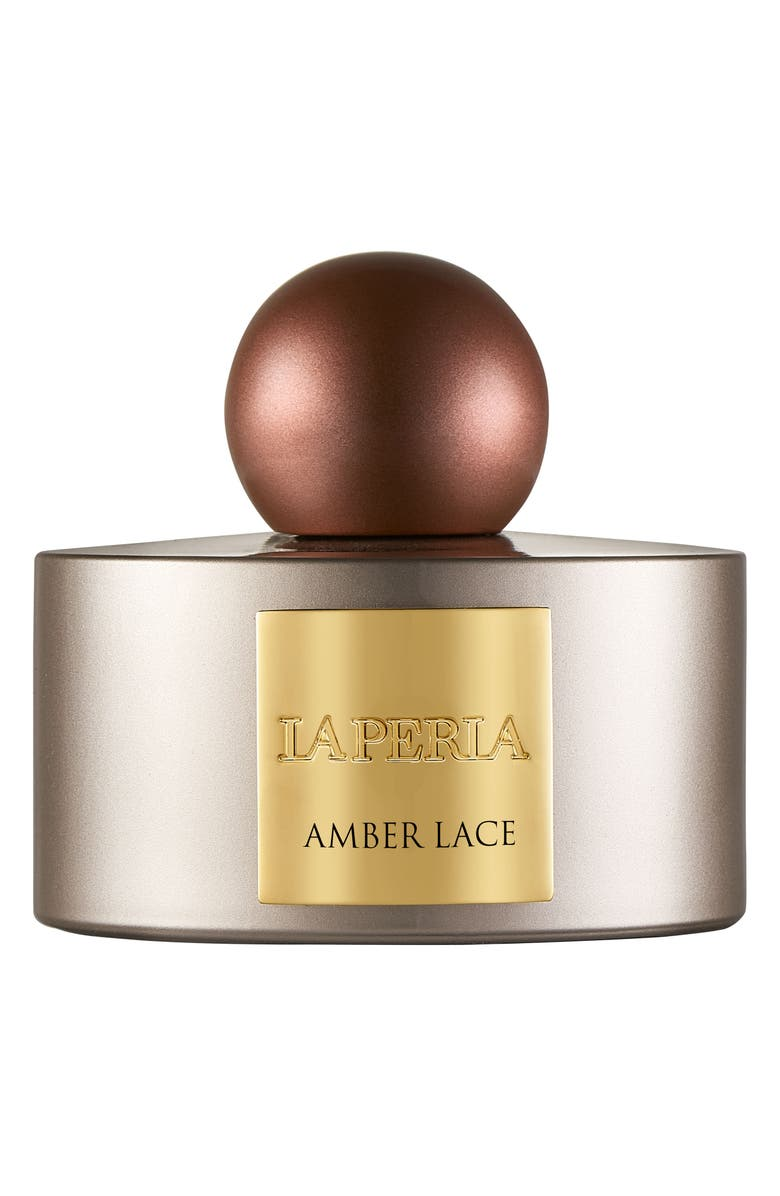 LA PERLA HOME Room Fragrance, Main, color, AMBER LACE