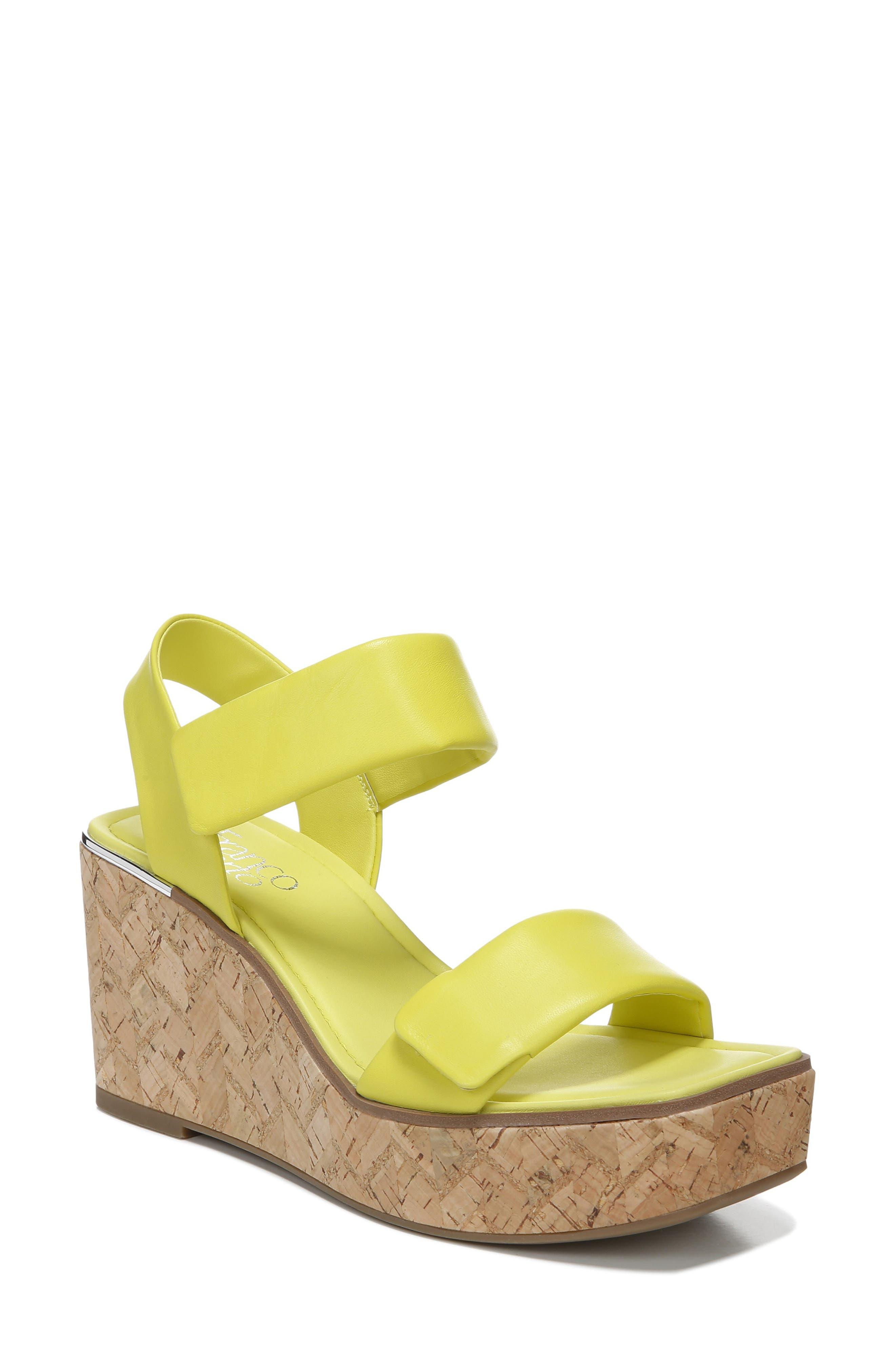 Women's Franco Sarco Sweety Platform Sandal