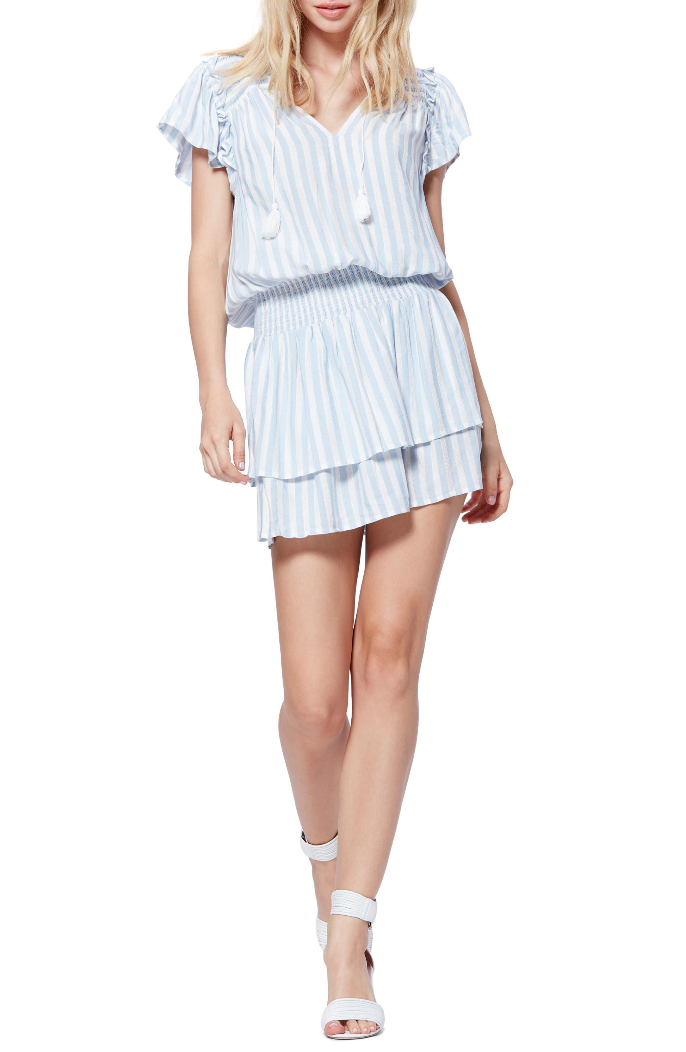 Paige Cristina Dress, Blue