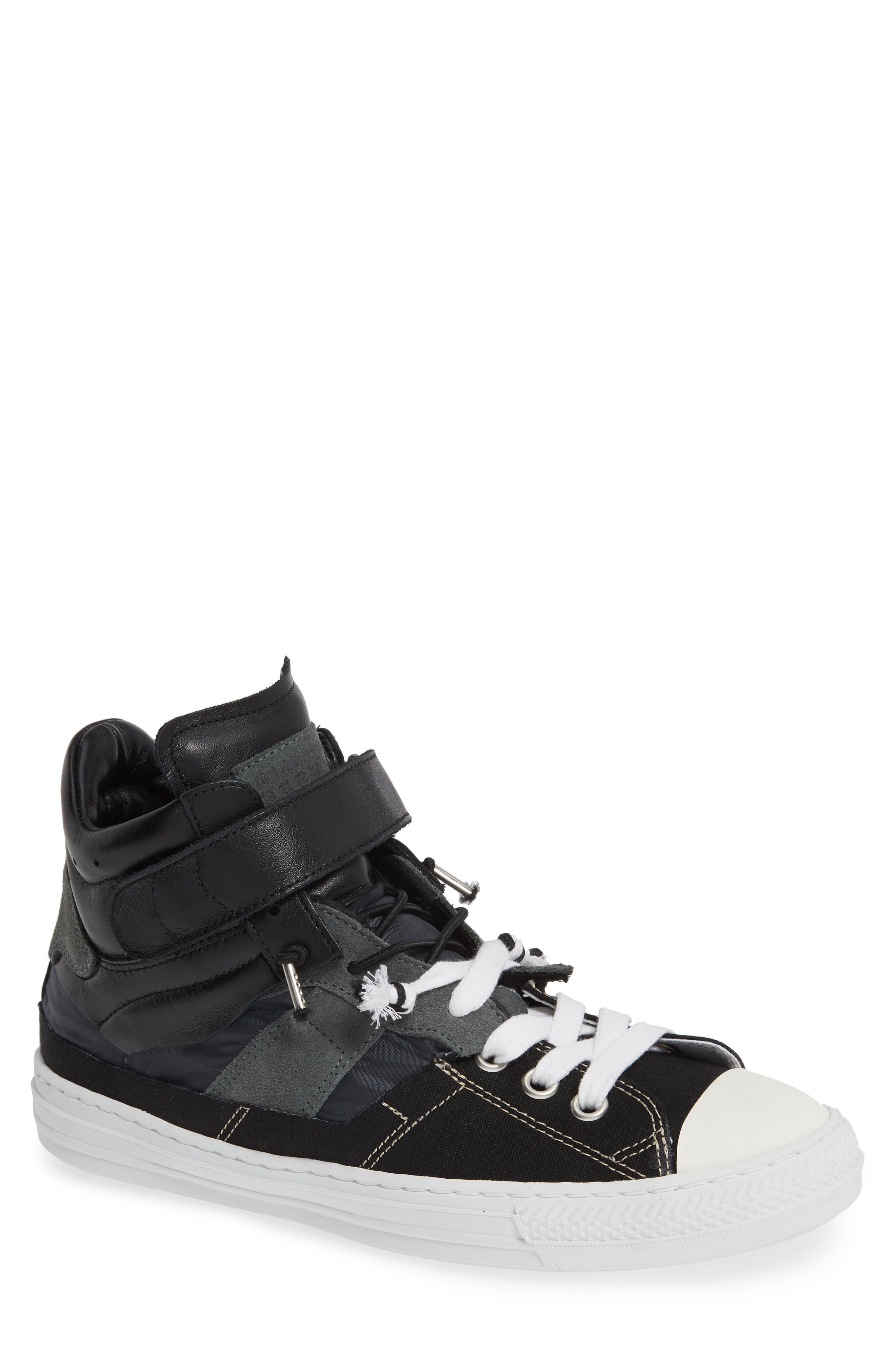 ,                             High Top Sneaker,                             Main thumbnail 1, color,                             001