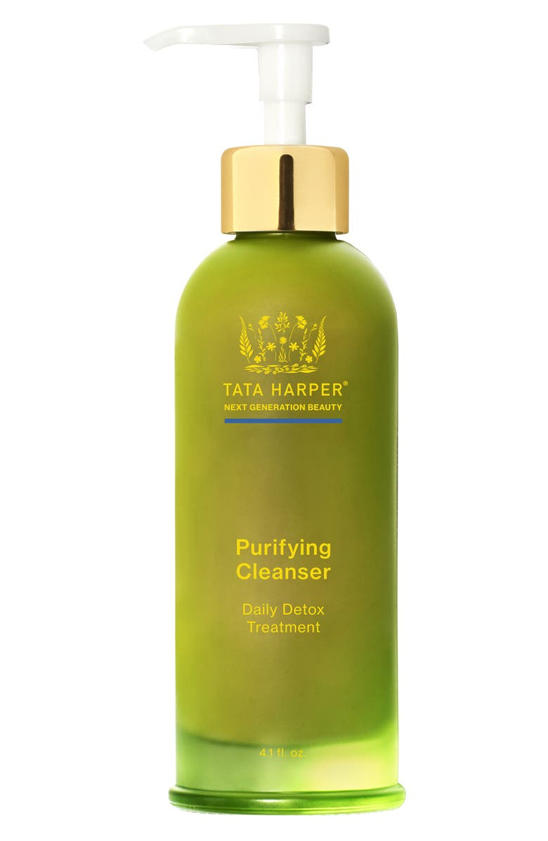TATA HARPER SKINCARE Purifying Cleanser, Main, color, NO COLOR
